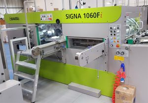 Major investment in hot foil stamping by FRIP Finishing