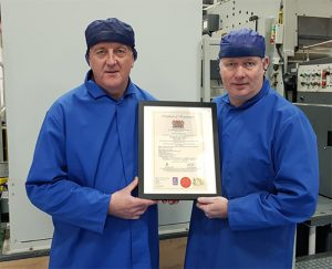 Double A Grade BRC accreditation for FRIP Scotland and FRIP Redditch